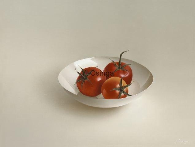 Tomaten op schaal